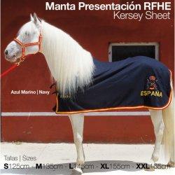 Manta Presentación RFHE