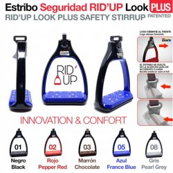 Estribo de Seguridad RidÚp Look Plus