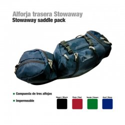 Alforja Trasera Deluxe Stowaway zaldi