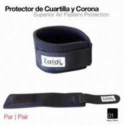 Protector de Cuartilla y corona Zaldi