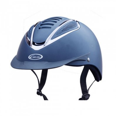 Casco montar Lamicell Cobra Azul-Metalico