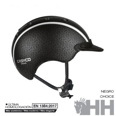 Casco Cas-co Choice Negro