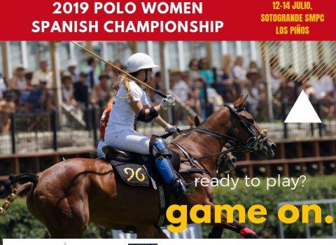 Campeonato Nacional de Polo Femenino 2019