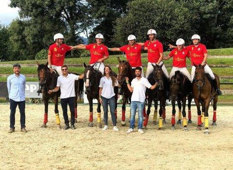 España, Campeona de Europa de Horseball 2019