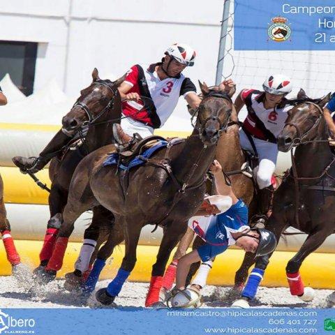 Campeonato de España de Horseball 2017