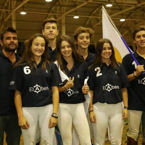 ¡¡¡Bronce para el equipo El Albero !!