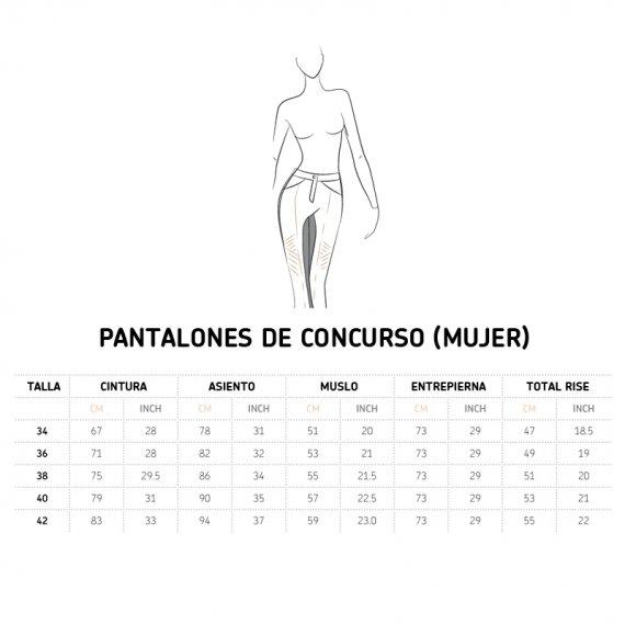 Leggings de Concurso ROYAL PLEASURE Cavalliera SS19