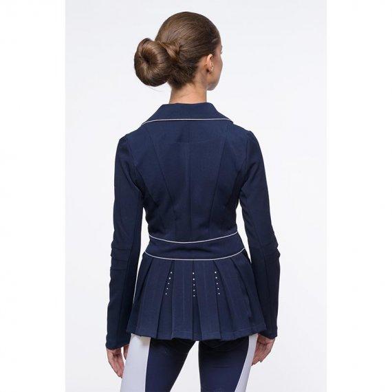 Chaqueta de Concurso CRYSTAL PURITY Cavalliera Mujer Azul