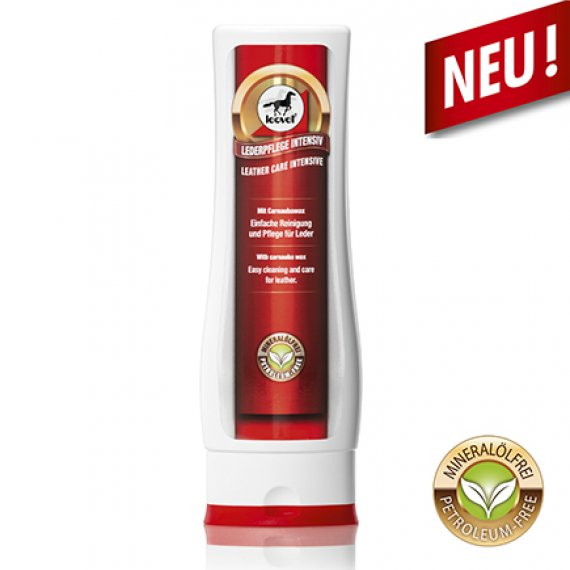 Crema leovet Leather Care Intensive para Cuero